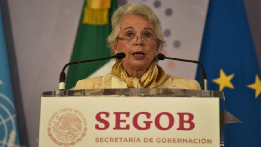 México atiende migración por convicción y seguridad propia: SEGOB