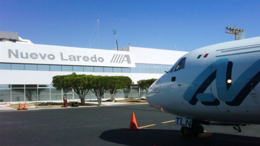 Recibe certificado de calidad ambiental Aeropuerto de Nuevo Laredo