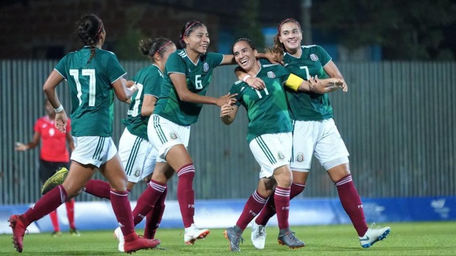 Tamaulipecas debutan con triunfo junto al Tri, en Barranquilla
