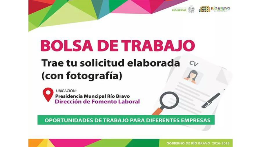 """Ayuntamiento ofrece """"Bolsa de Trabajo"""" a ciudadanos"""