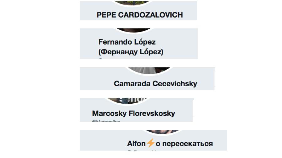 """Usuarios adoptan nombre ruso en apoyo a """"Andrés Manuelovich"""""""