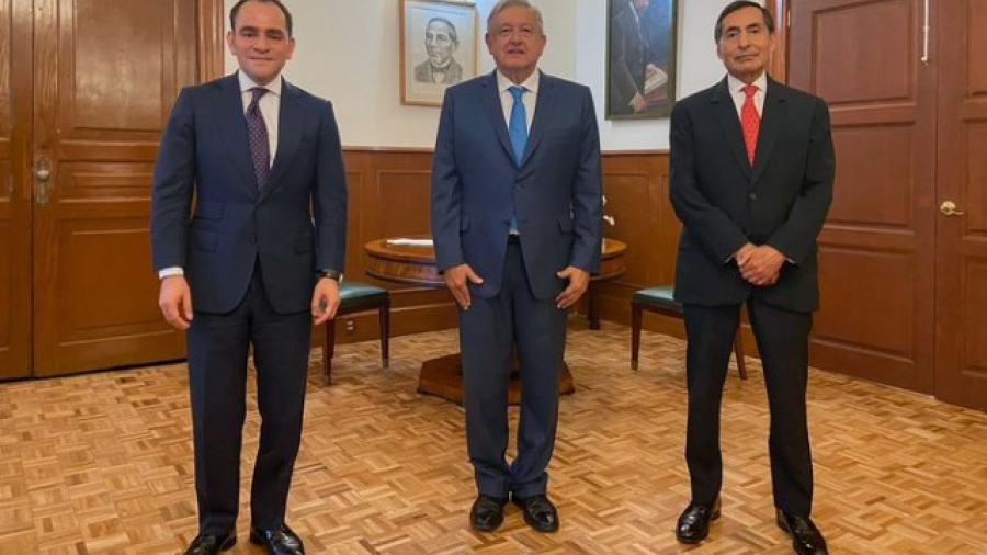Asume Rogelio Ramírez de la O la titularidad de la Secretaría de Hacienda