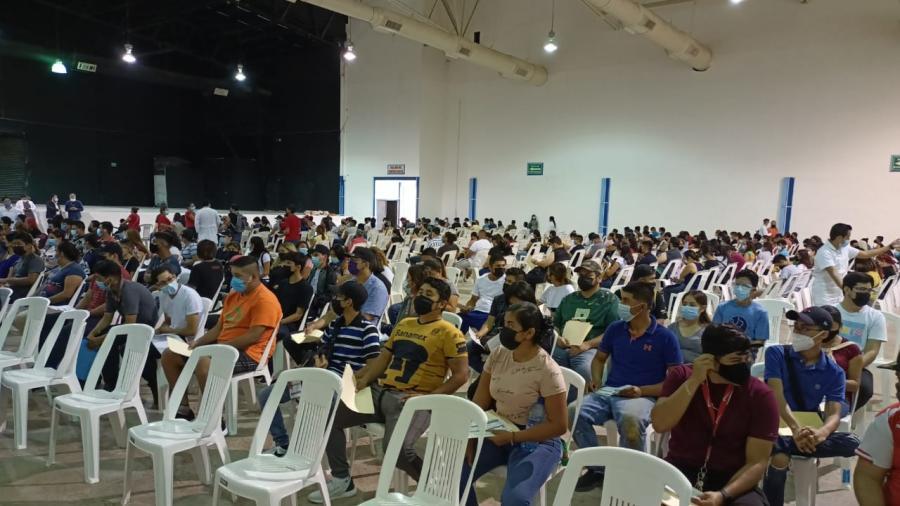 Destaca Reynosa con logro en meta de campaña anti COVID-19