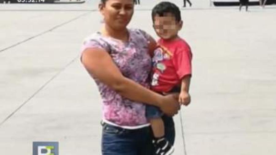 Mujer e hijo mueren en las aguas del Río Bravo