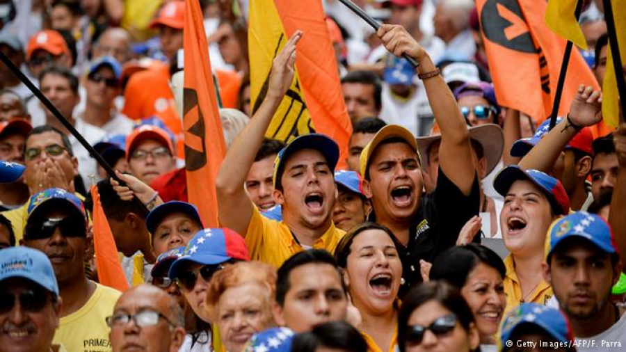 Caen 4 líderes opositores en Venezuela