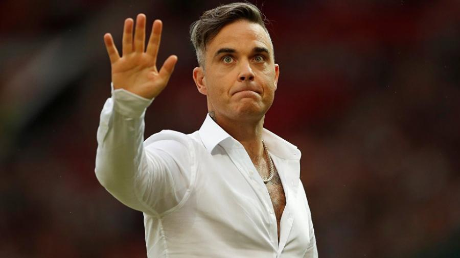 Robbie Williams actuará en la ceremonia inaugural de Rusia 2018