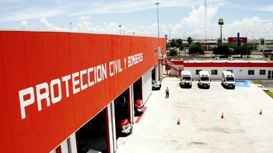 En 5 años Reynosa invirtió más de 106 MDP para vialidad y protección civil