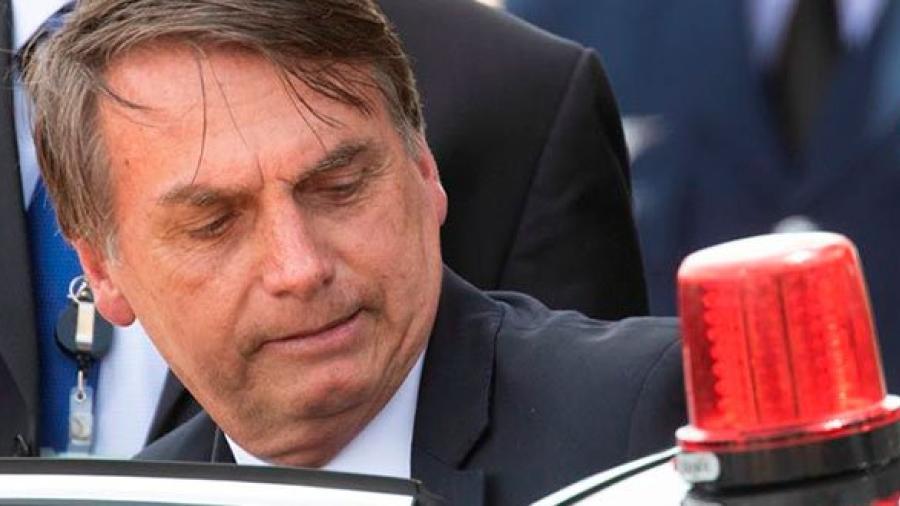 Bolsonaro deja el hospital tras 17 días de permanecer internado