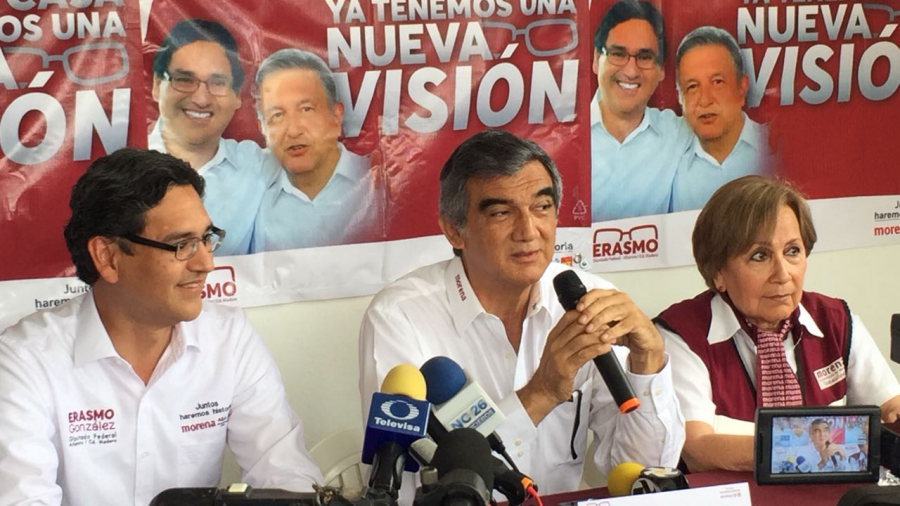 Cómputos perfilan a Américo Villarreal como ganador
