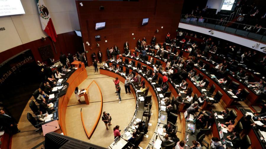 Senado aprueba Ley de Marina, para sancionar a elementos ligados con el narco
