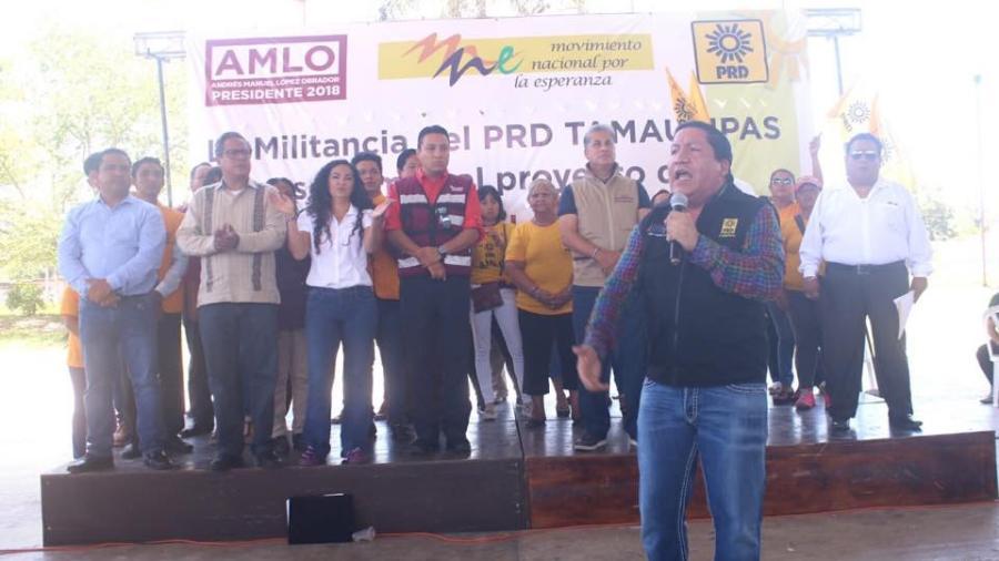 PRD abandona alianza con PAN en Tamaulipas y se une a Morena