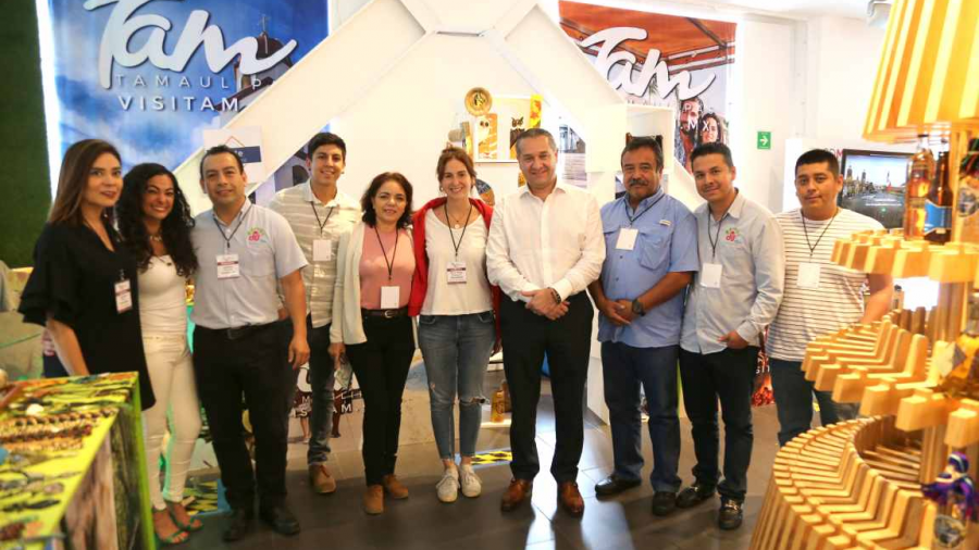 Participa  ciudad Madero en Punto México