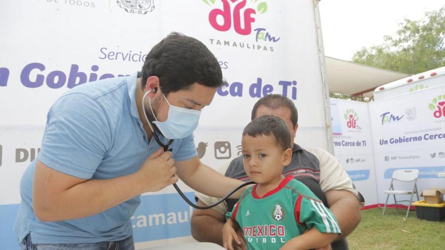 Implementa Gobierno de Tamaulipas acciones emergentes de atención humanitaria a migrantes