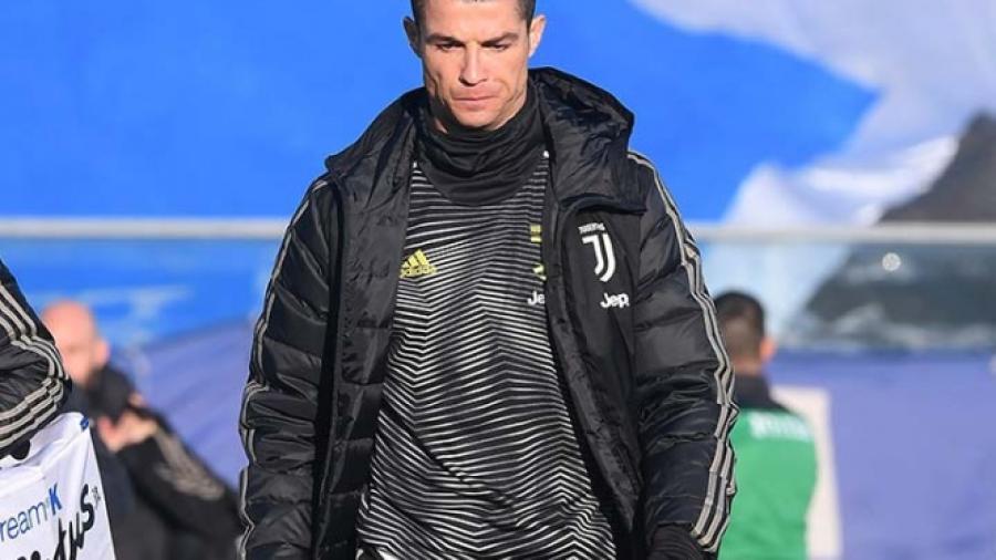 Policía de Las Vegas solicita el ADN de Cristiano Ronaldo