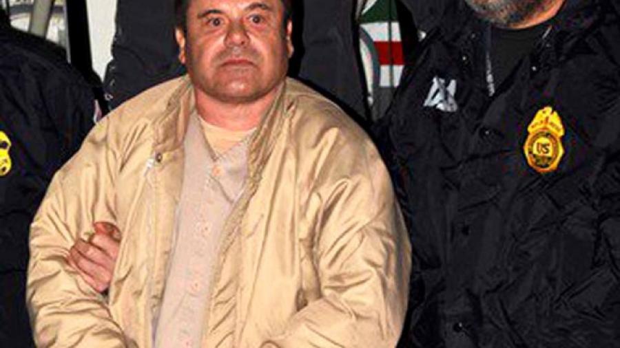 Ted Cruz sugiere usar dinero de 'El Chapo' para construir muro