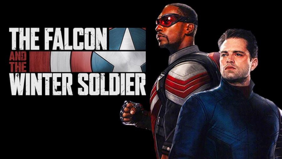 "Filtran video del set de ""The Falcon y The Winter Soldier"""