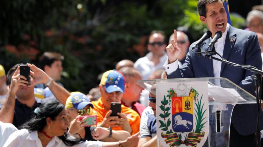 Ayuda humanitaria ingresará a Venezuela el 23 de febrero: Juan Guaidó