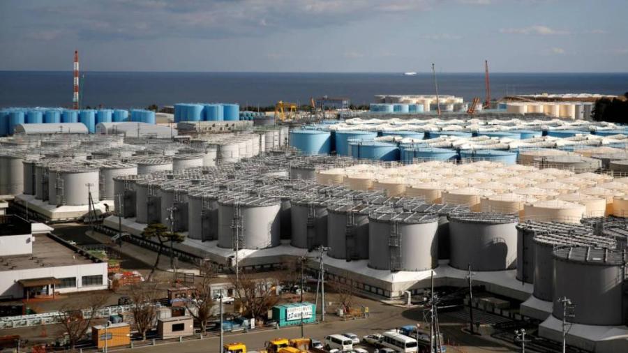 Japón verterá en el mar agua contaminada del desastre de Fukushima