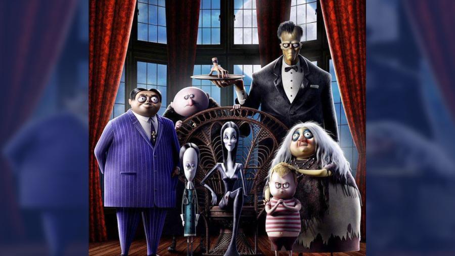 El adelanto de la versión animada de 'La Familia Addams'