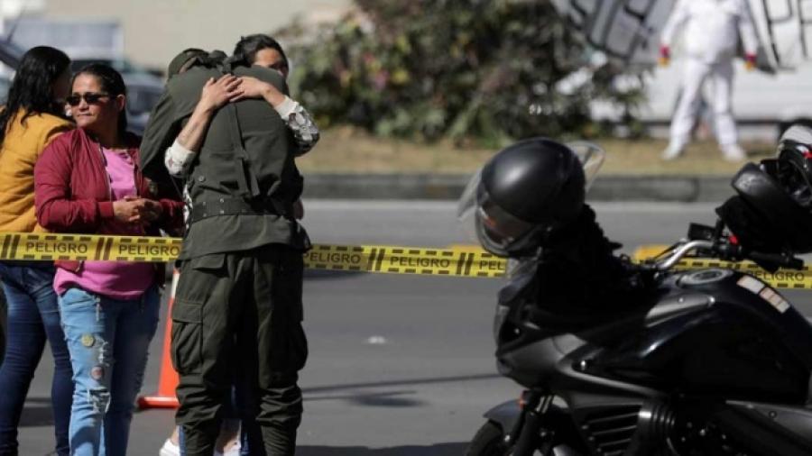 SRE confirma que no hubo mexicanos durante atentado en Colombia