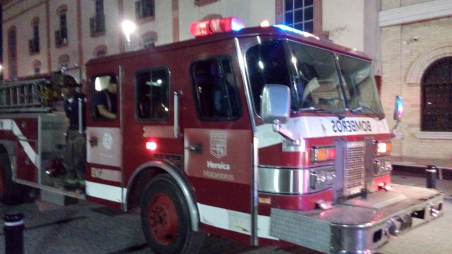 Falsa amenaza de bomba en alcaldía de Matamoros