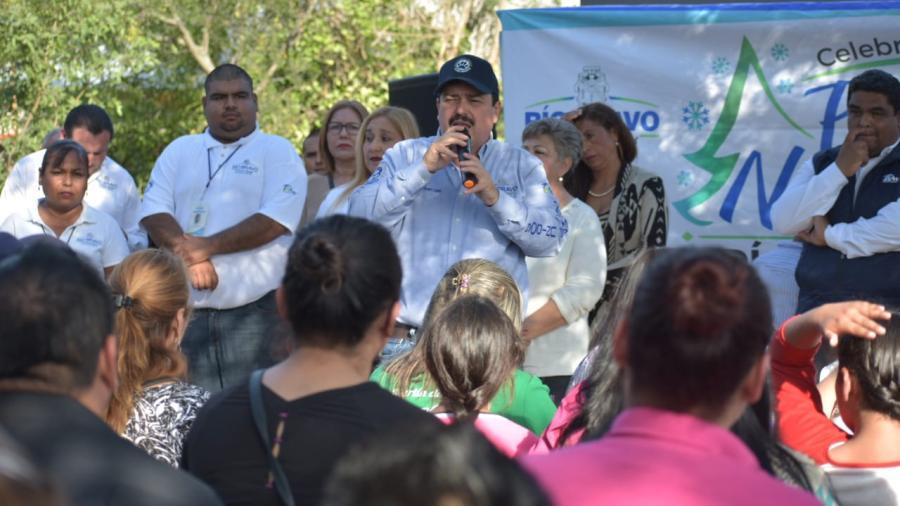Concluyen Posadas Navideñas Río Bravo 2018