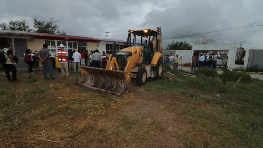Inversión en infraestructura educativa supera 110 millones en Matamoros