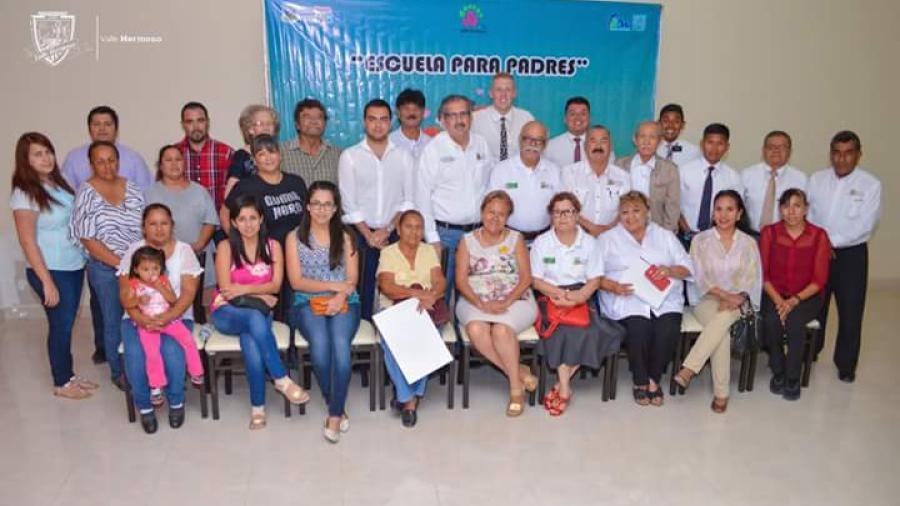Ayuntamiento agradece la participación de los padres de familia