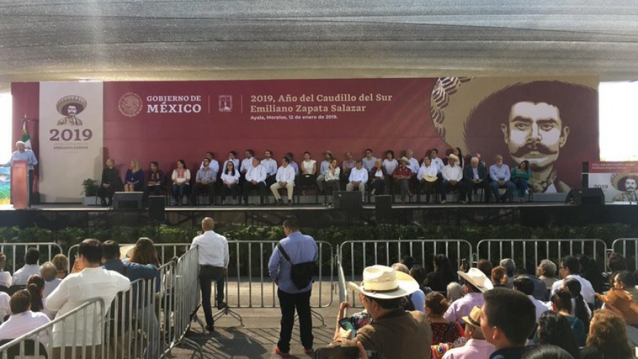Buscan la recuperación del patrimonio histórico de Zapata
