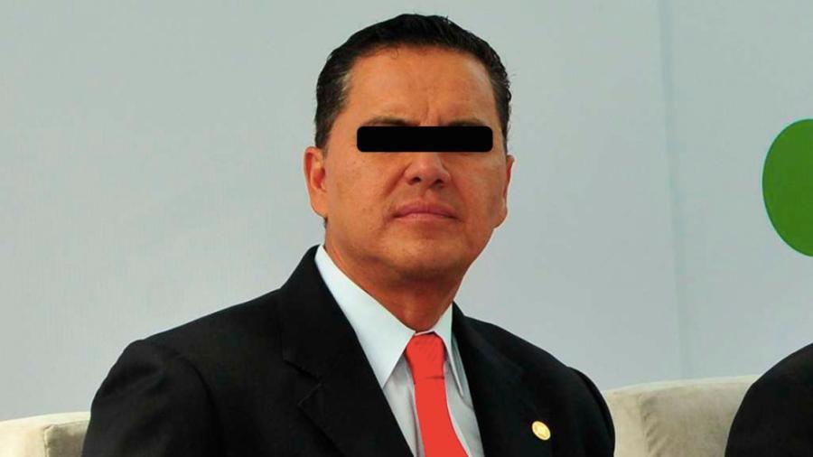 Detienen en NL a ex gobernador de Nayarit