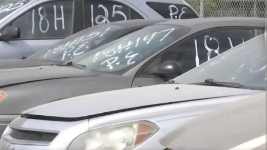 Realizarán subasta de vehículos en Rio Grande City