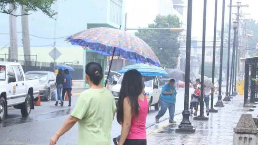 Se esperan lluvias en la mayor parte del territorio mexicano