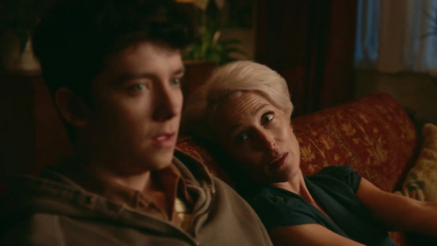 Gillian Anderson será una terapeuta sexual en su nueva serie