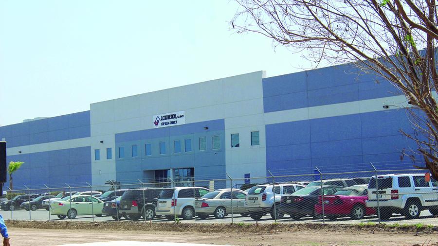 Inauguró Maki nuevo edificio de consorcio industrial IGS en Reynosa