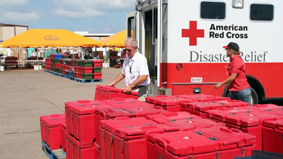 American Red Cross solicita voluntarios tras huracán Hanna