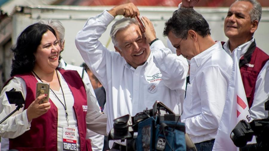 Por corrupción, Trump tiene mala imagen de México