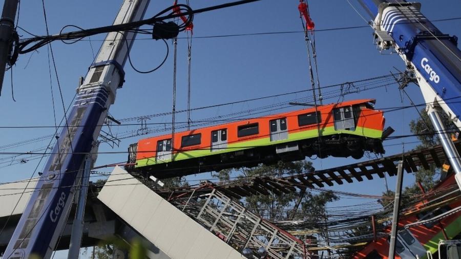 Sheinbaum descarta despido de Directora del Metro, tras accidente en Lìnea 12