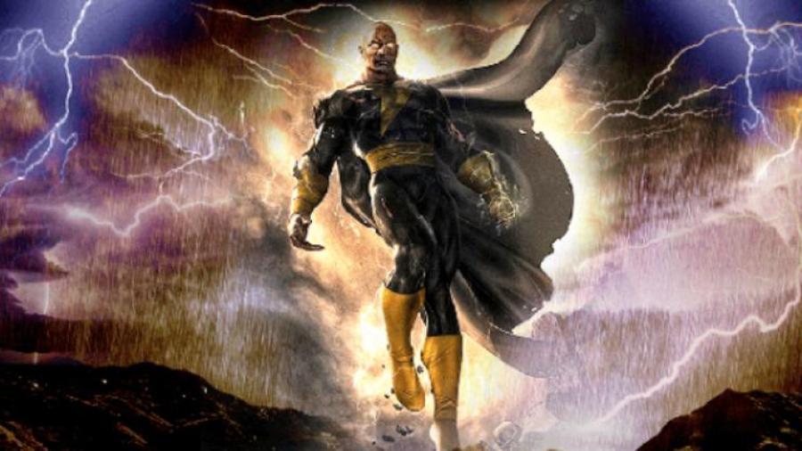 'La Roca' se convertirá en superhéroe de DC Comics