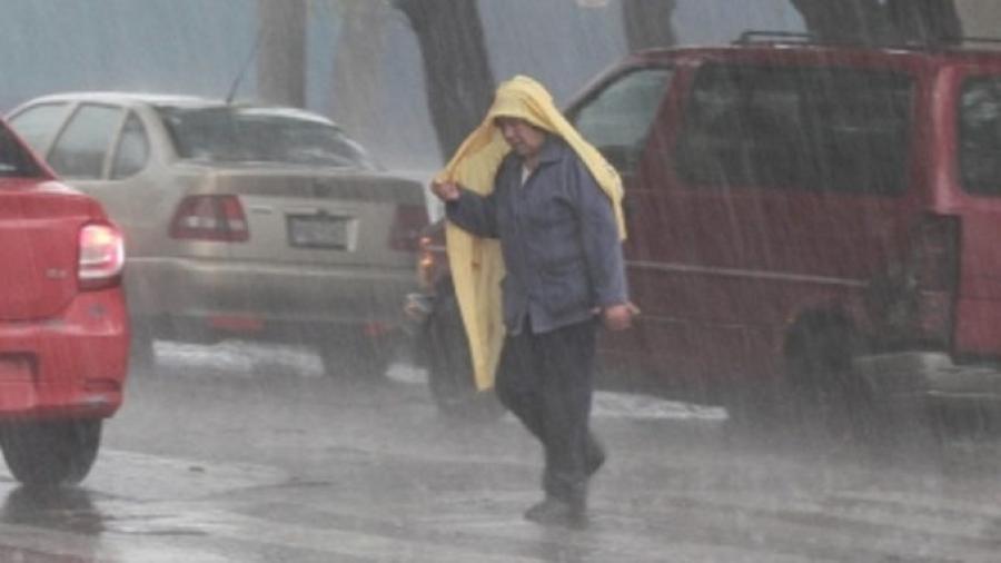 Persistirán fuertes lluvias en gran parte de México