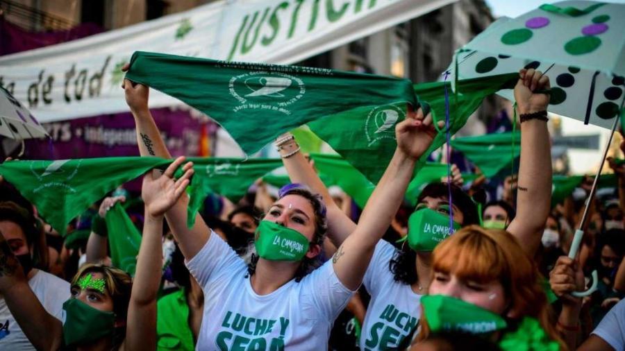 Promulgarán hoy la Ley del Aborto en Argentina para su entrada en vigor
