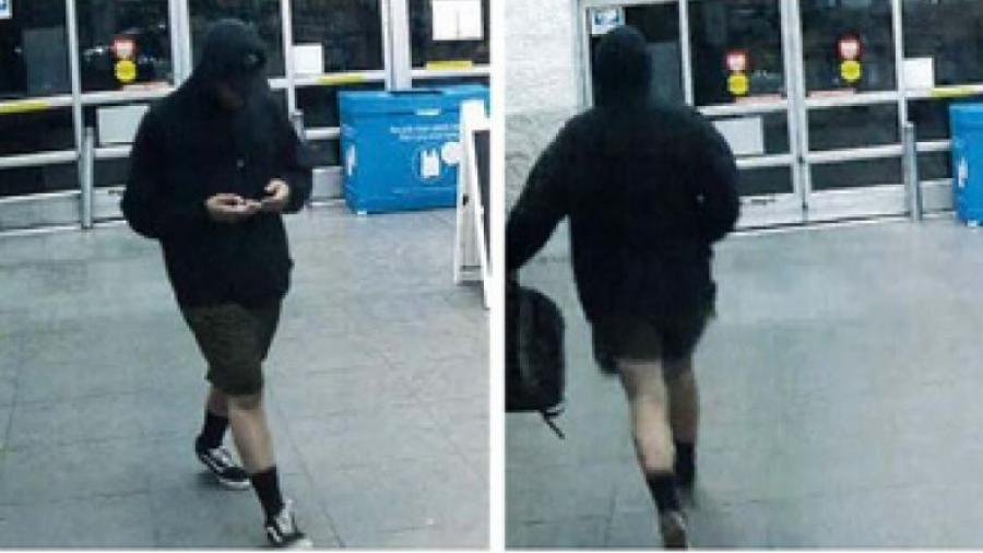 Hombre intenta robar en un Walmart en Texas