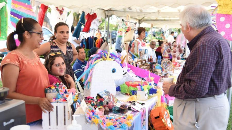 Todo un Éxito Resultó la Feria de Productores Locales Tampico 2019