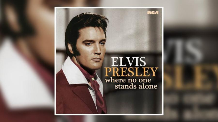 Elvis Presley y su hija Lisa Marie juntos en un dueto