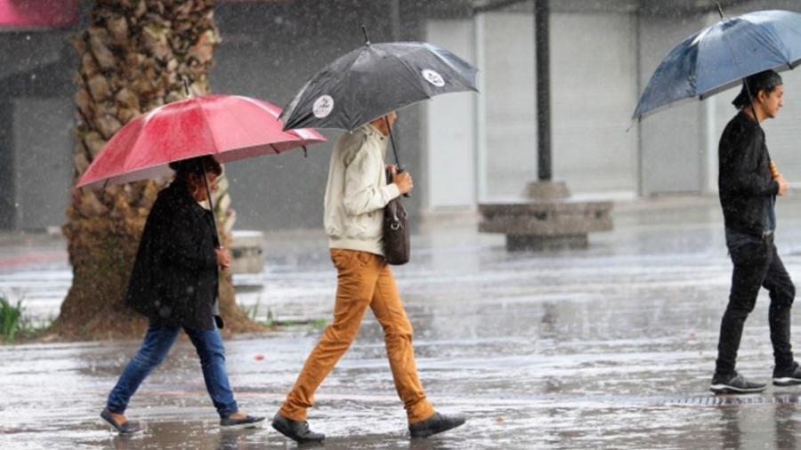 ¡A sacar el paraguas! Se esperan lluvias en Tamaulipas para este martes