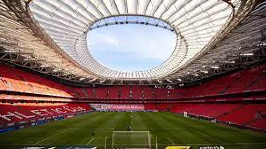 La UEFA rechazó a San Mamés para ser la sede de la Euro