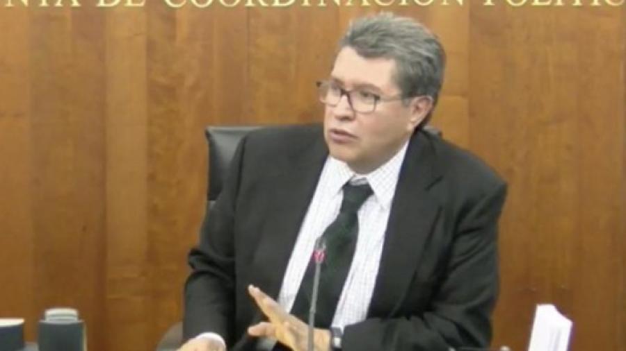 Monreal descarta se repita votación para titular de la CNDH