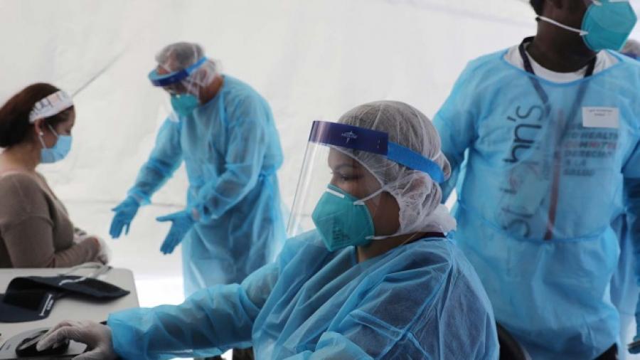 Brasil tiene cerca de 2 millones de casos por COVID-19