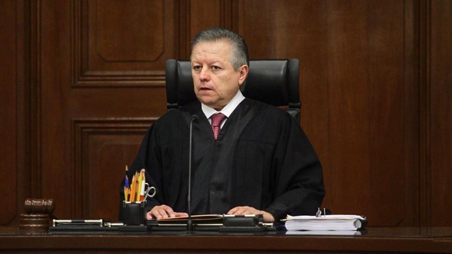 Aprueba Comisión de la Justicia  ampliación del mandato de Arturo Zaldívar; dictamen pasa al pleno