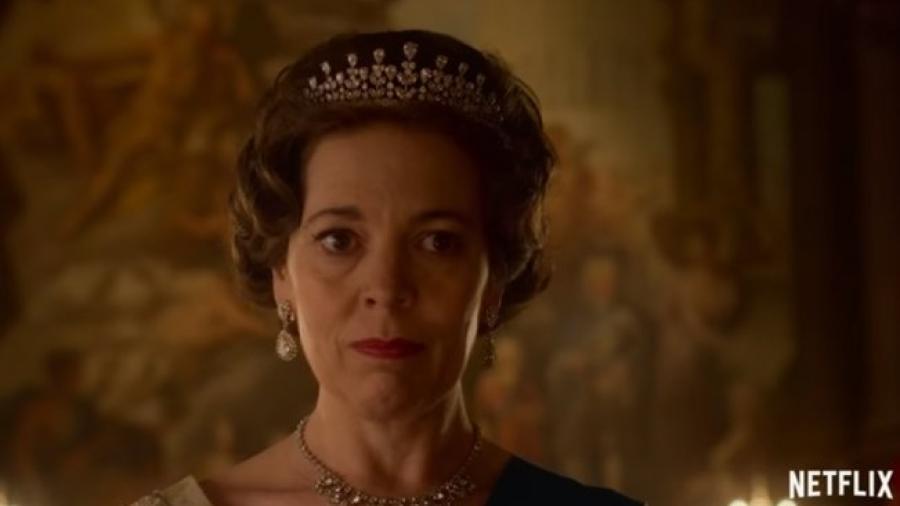 Olivia Colman en el nuevo tráiler de 'The Crown'