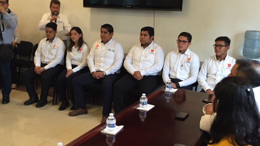 Estudiantes de la UPALT destacan en campeonato mundial de robótica